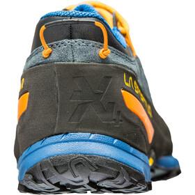 La Sportiva TX4 Schoenen Heren, blauw/oranje